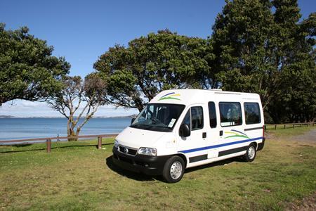 import campervan into new zealand