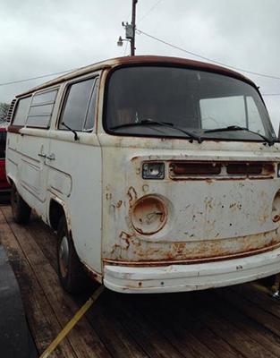 rusty combie