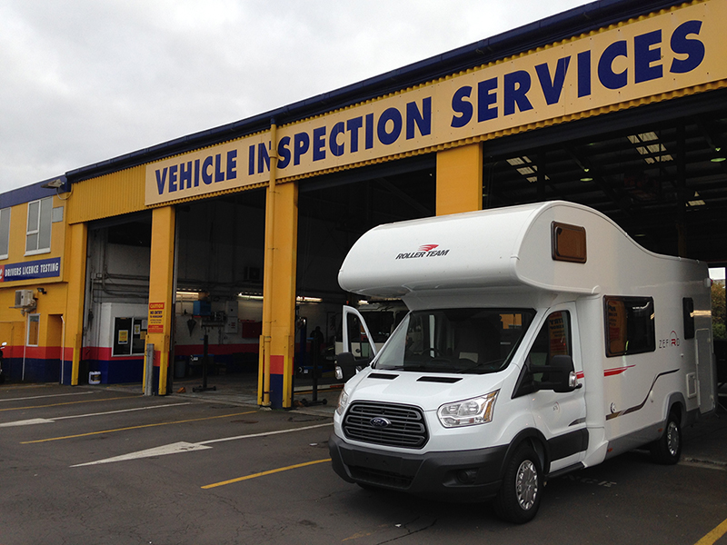 How to overcome compliance challenges to import a motorhome from the UK