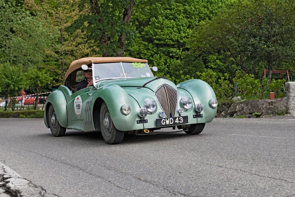 Case Study: Tony Nicklin's Williams Morgan Plus 4