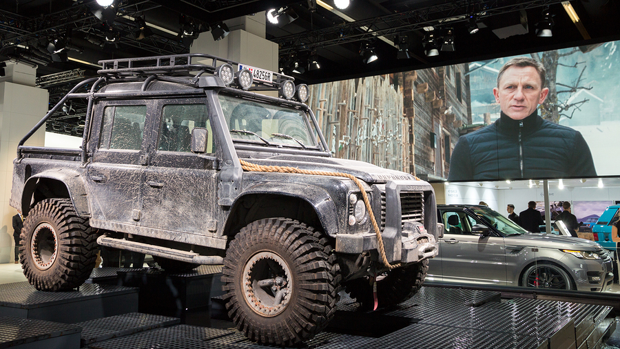 Value of Land Rover Defenders to Soar
