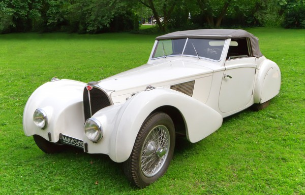 Case study: How to find a 1937 Bugatti and bring it to NZ